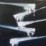 ΤΖΕΡΜΙΑΣ ΒΑΓΓΕΛΗΣ, Vaggelis Tzermias, EIDOMEΝ, 90x90cm oil on canvas