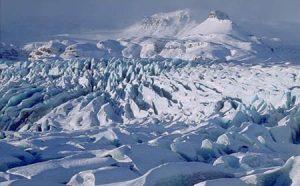 παγετωνας
