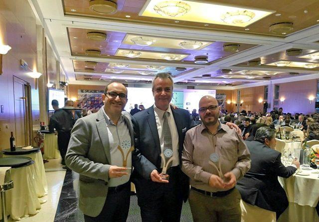 Eyewide Greek Hospitality Awards 2018
