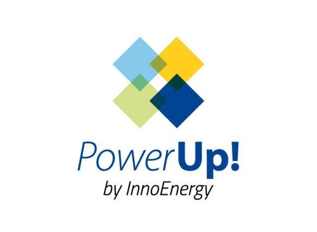 PowerUp! A C Logo