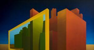 Πάνος Πασσίσης Trend View Oil on Canvas 115x160 11 2014