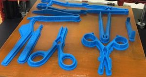 3D αντιβακτηριδιακά