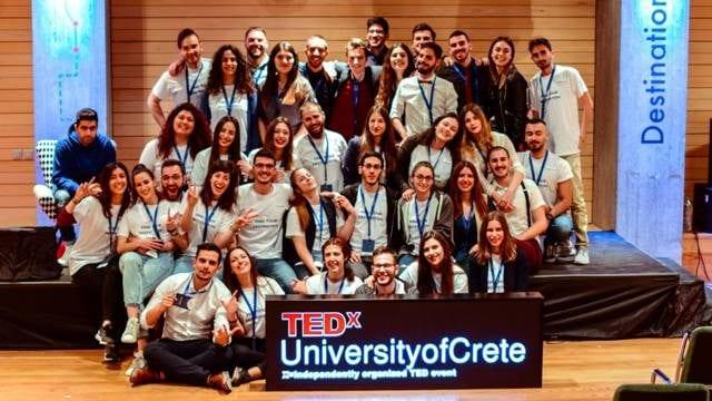 TEDxUniversity of Crete