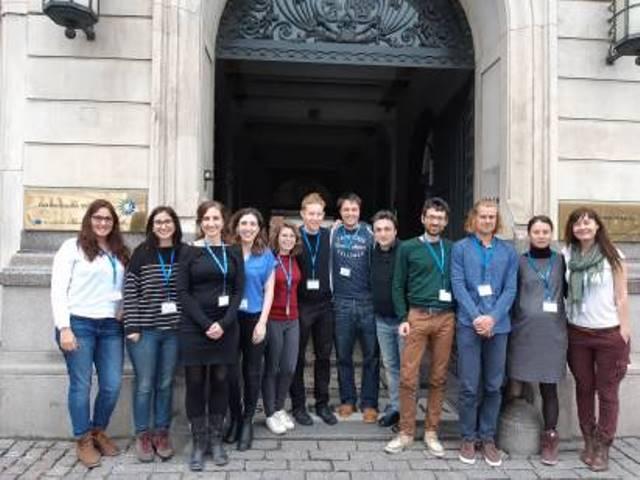 Συμμετέχοντες στο 4ο MLW Workshop