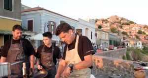 2o Lesvos Food Fest