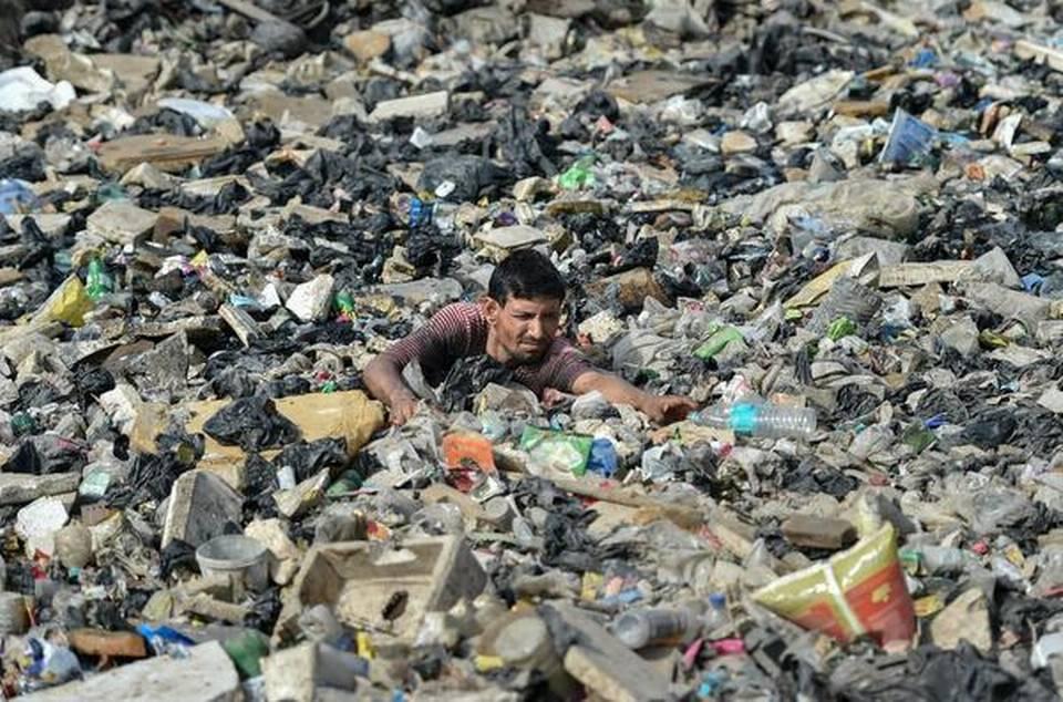 πλαστική ρύπανση