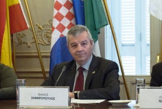 Θάνος Ζαφειρόπουλος