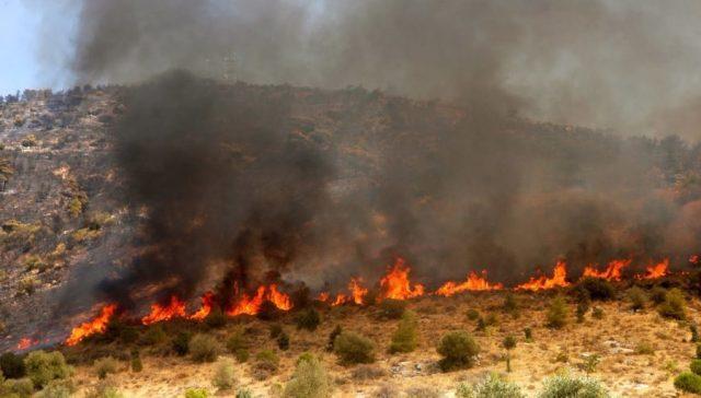 πυρκαγιάς