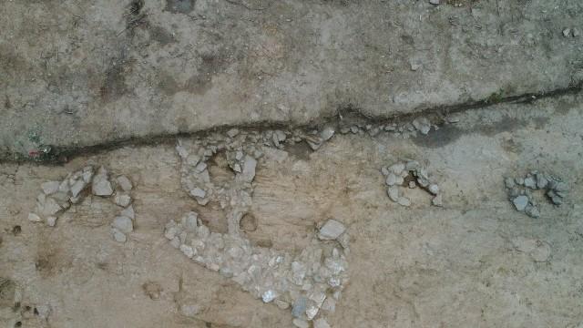1. Καρτερές, Εργαστηριακή εγκατάσταση ρωμαϊκών χρόνων
