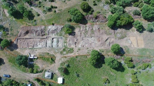 10. Κεφαλοχώρι, οικισμός νεκροταφείο εποχής σιδήρου και ελληνιστικών