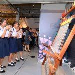 6 Ταϊλανδοί μαθητές μπροστά στα τεχνολογικά επιτεύγματα των αρχαίων Ελλήνων