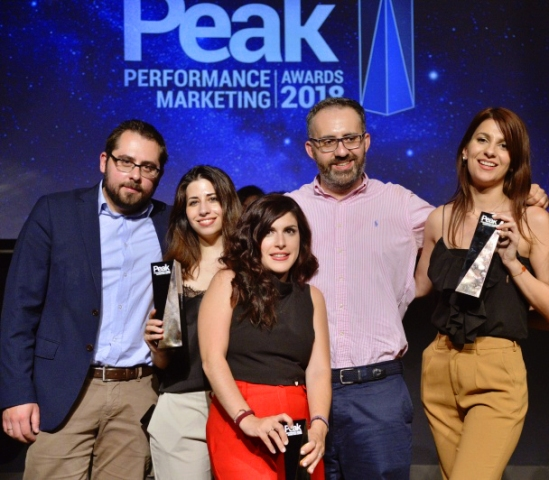 Peak Awards 2018