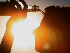 καιρός, ήλιος, καύσωνας