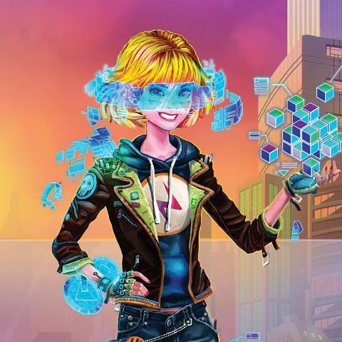 Alice envisions the future