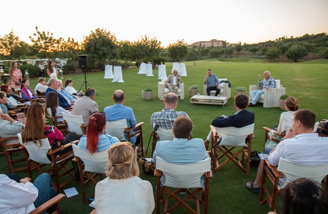 Costa Navarino Democracy weekend