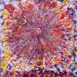 Katerina Soroula, Untitled, 70x55cm, Acrylics
