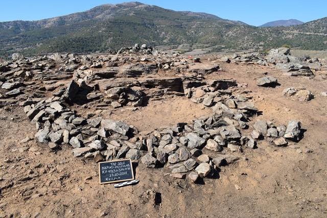 07. Βαρικό, αμυντικές κατασκευές ρωμαϊκών χρόνων