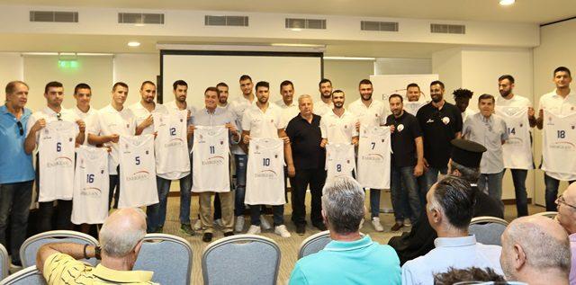 Energean Kavala BC Παρουσίαση 1