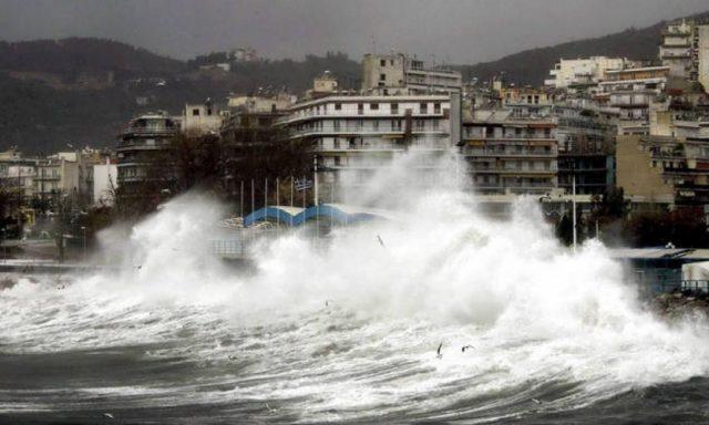 μεσογειακό κυκλώνα