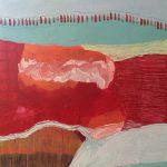 Παπαδοπούλου Έμμα, Ευκαρπία, 50x40cm, Ακρυλικά σε καμβά