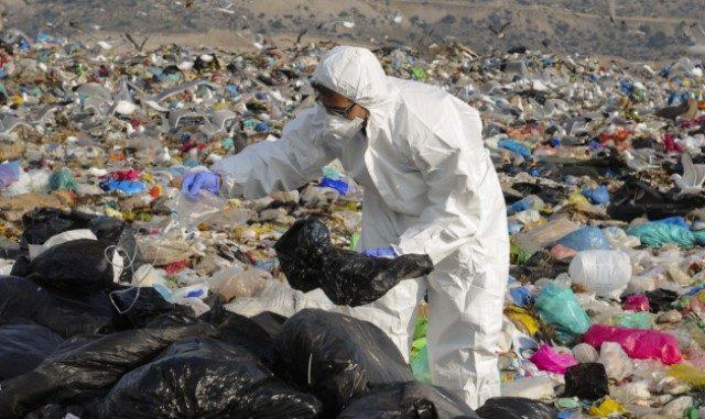 επικινδύνων αποβλήτων