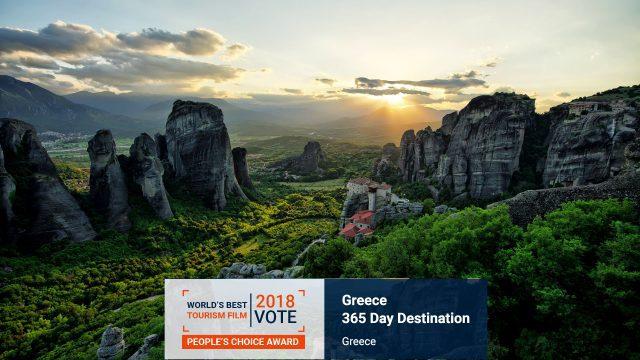 Greece A 365 Day Destination