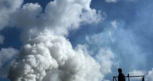 εκπομπών αερίου