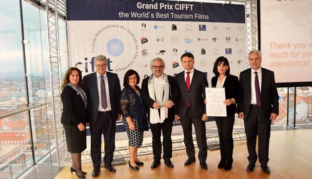 Βραβείο 365 Ελληνική Αντιπροσωπεία