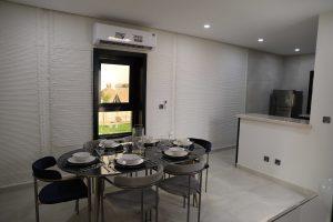 Οι εσωτερικοί χώροι του πρώτου παγκοσμίως 3D εκτυπωμένου σπιτιού με ενσωματωμένη καλωδίωση