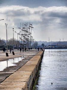 Salonica clouds