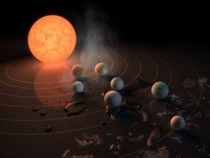 TRAPPIST 1 b