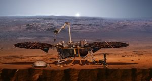 nasa mars insight landing