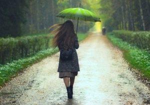 rain b
