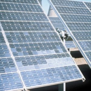 solar panel 1980