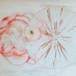 Γαβριηλίδη Ήβη, Συμβίωση, 76x104cm, (Large)