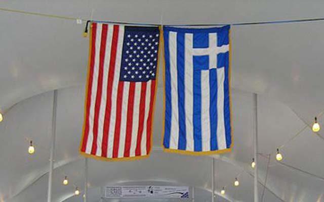 Ελλάδα ΗΠΑ