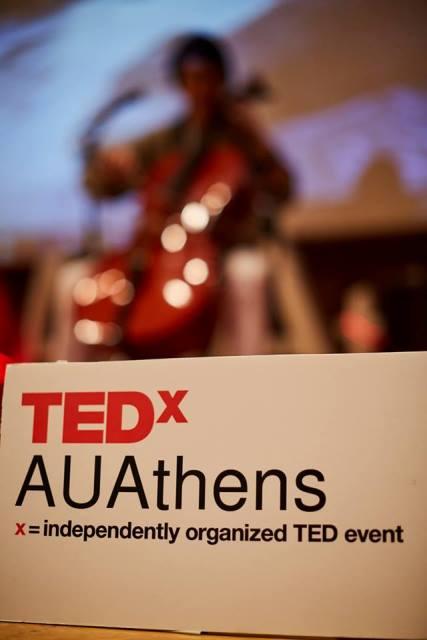 Εξώφυλλο TEDxAUAthens