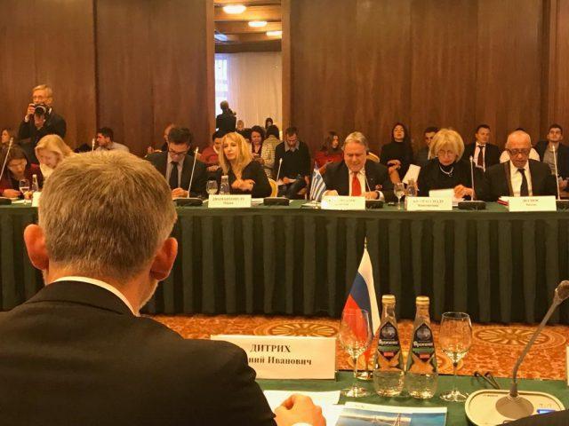 Μεικτή Διυπουργική Επιτροπή Ελλάδας Ρωσίας 1
