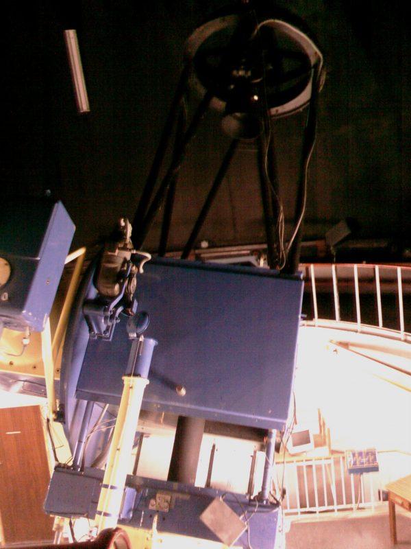 South African Astronomical Observatory στο Σάδερλαντ της Νότιας Αφρικής