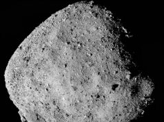 Asteroid Bennu, University of Arizona