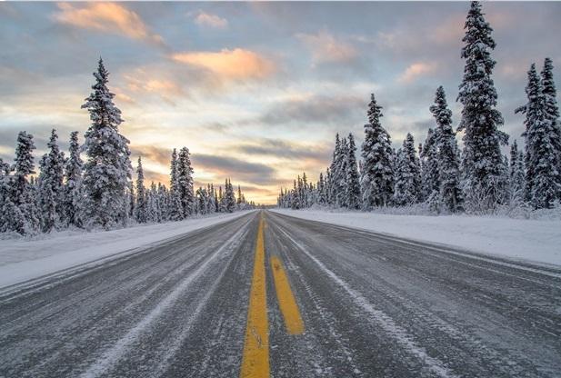 snow street