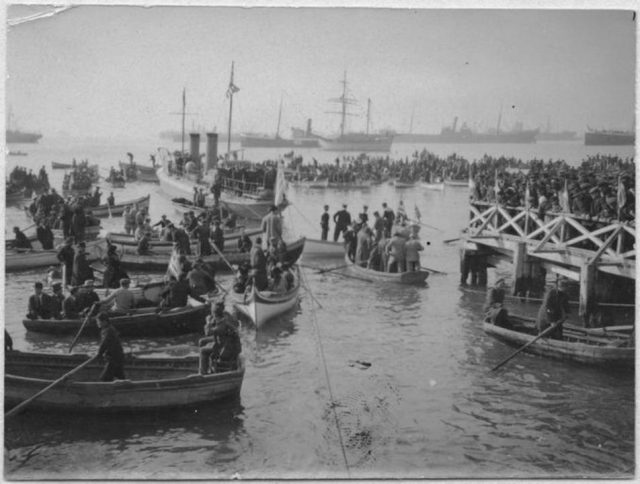 Θεοφάνεια 1916