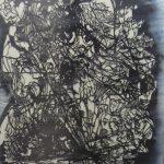 Λίζος Τάσος, Nike, 126x92cm, Cut paper