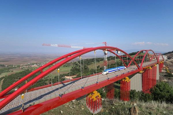 σιδηροδρομική γέφυρα ΣΓ26