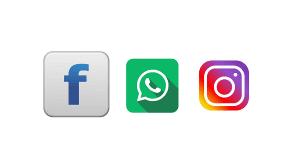 Facebook Instagram WhatsApp videos