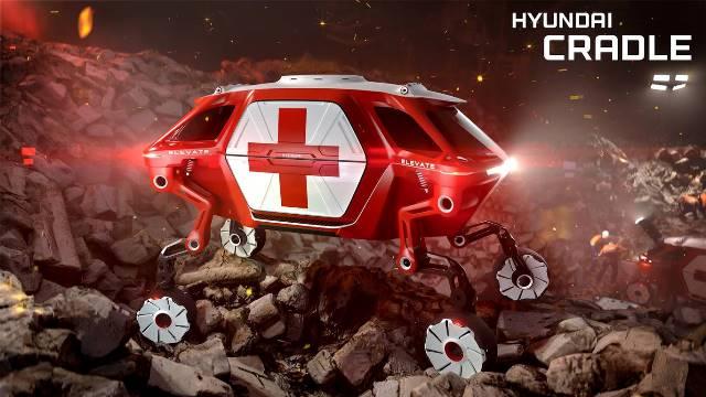 Hyundai CRADLE Elevate 2 0