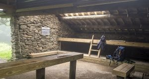 mountain shelters
