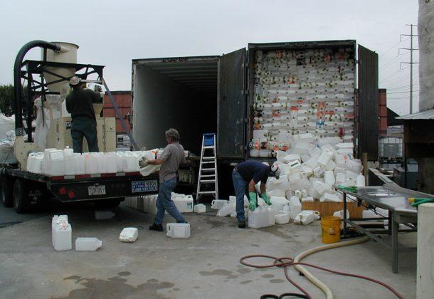 pesticide recycling