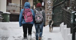 snow school1