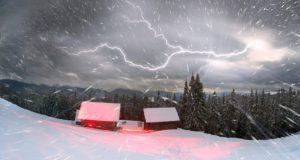 storm & snow